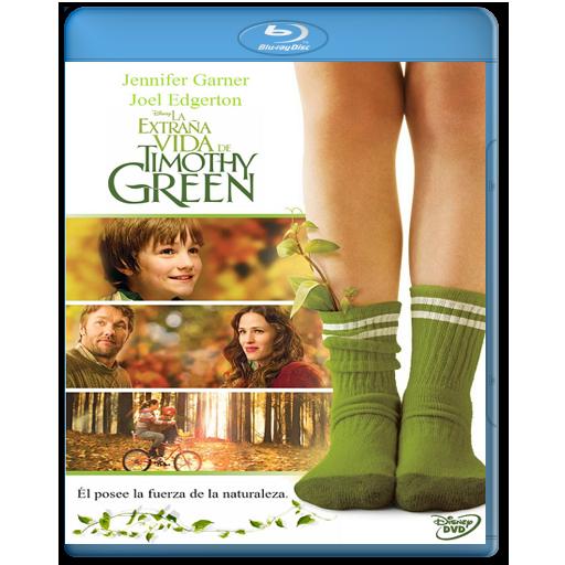 la extrana vida La Extraña Vida De Timothy Green [BRRip MKV 720p] [Español Latino] [2012] [V. Servidores]