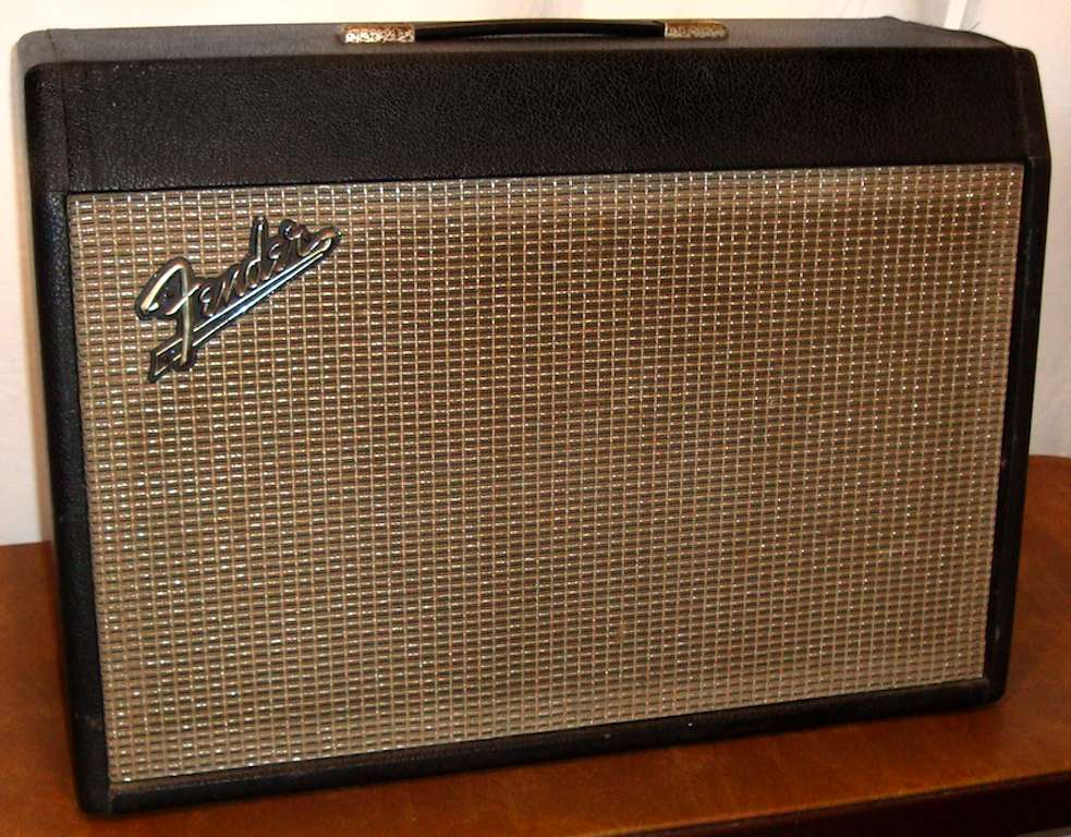 Deluxe Reverb Extension Cabinet | The Gear Page