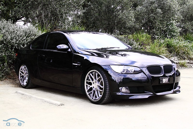 vic 2007 bmw e92 325i coupe one of the best looking 3 series. Black Bedroom Furniture Sets. Home Design Ideas
