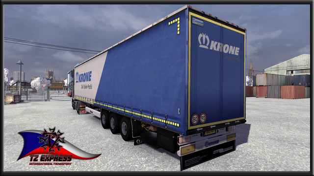 Trailer  TZ-krone-megaliner