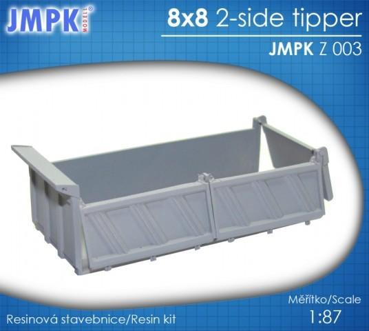 Neuheiten von JMPK Z003-8x8-2-side-tipper-1