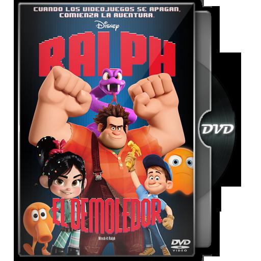 Ralph: El Demoledor [2012] [DvdRip] [Español Latino] [PL]