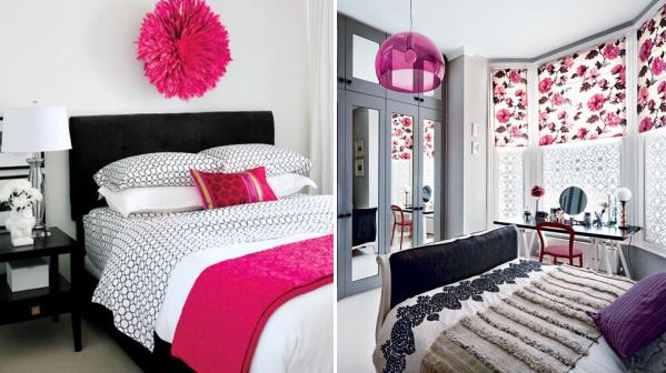 imgbd  slaapkamer zwart wit rood  de laatste slaapkamer, Meubels Ideeën