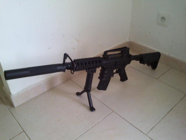 [Vend] M4A1 équipée 12370991