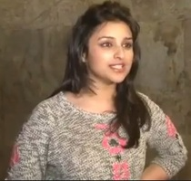 Parineeti Chopra Looking Hot in special screening of Bombay Talkies