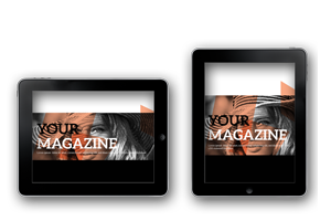 iPad & Tablet Beauty Magazine