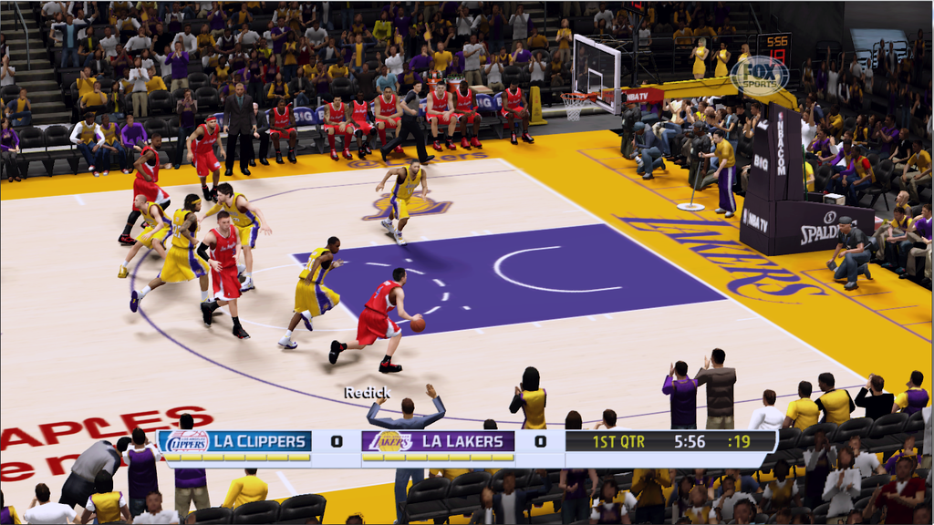 2K14 arenas vs Real arenas - Page 3 - Operation Sports Forums