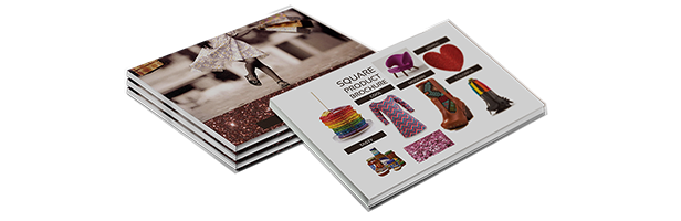 iPad & Tablet Square Product Brochure
