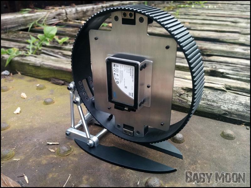 Baby Moon Case được mod theo phong cách chị Hằng BMF-23