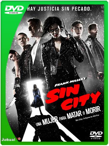 Sin City 2 [DVDRip] [Español Latino] [2014]