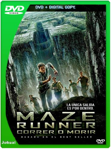 Maze Runner: Correr o Morir [DVDRip] [Español Latino] [2014]