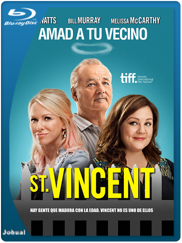 St. Vincent (2014) BRRip 1080p Español Latino