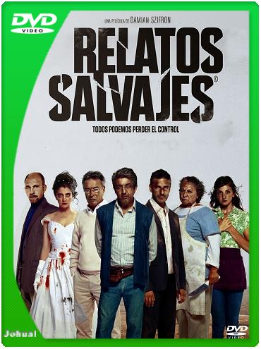 Relatos salvajes (2014) DVDRip Español Latino