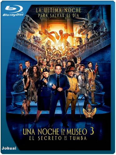 Una Noche en el Museo 3: El Secreto de la Tumba (2014) BRRip 1080p Español Latino