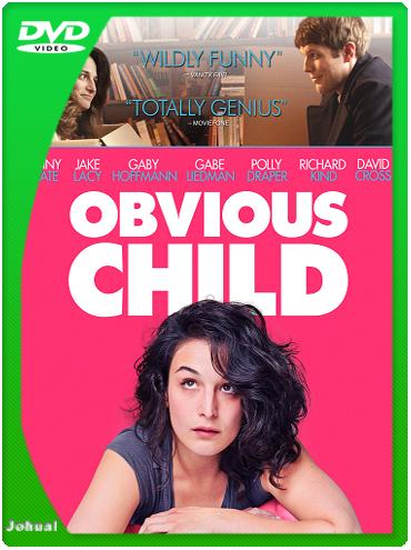 Obvious Child (2014) DVDRip Español Latino