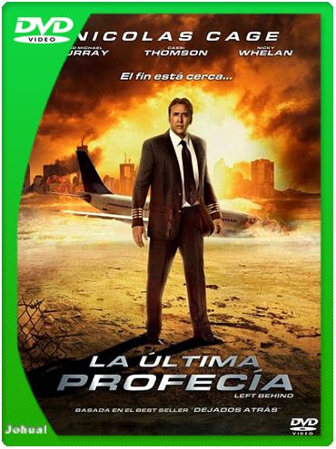 La Última Profecía (2014) DVDRip Español Latino