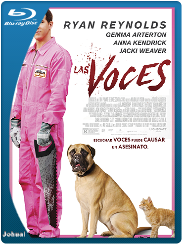 Las Voces (2014) BRRip 720p Latino