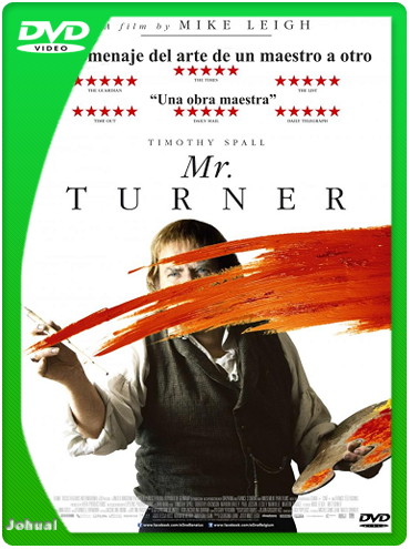 Mr. Turner (2014) DVDRip Latino