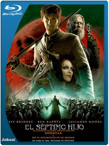 El Séptimo Hijo (2014) BRRip 720p Latino