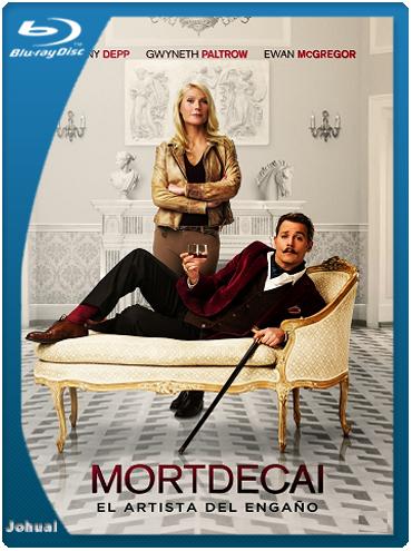 Mortdecai: El Artista Del Engaño (2015) BRRip 720p Latino