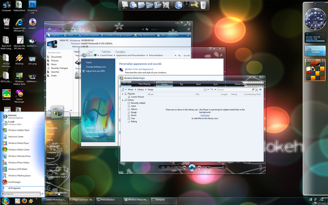 Windows Vista Utlimate