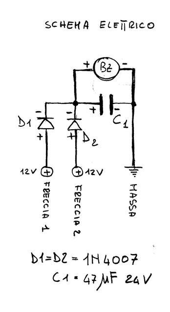 Schema Collegamento Buzzer Urmet : Schema collegamento buzzer fare di una mosca
