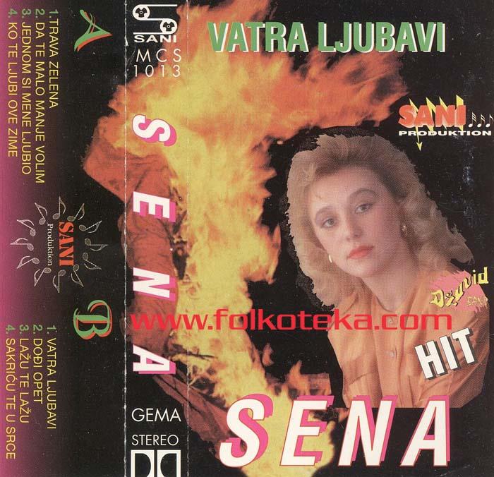 Sena Hadzic 1996 album Vatra ljubavi