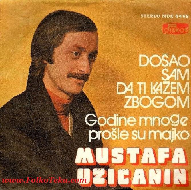 Mustafa Uzicanin 1975