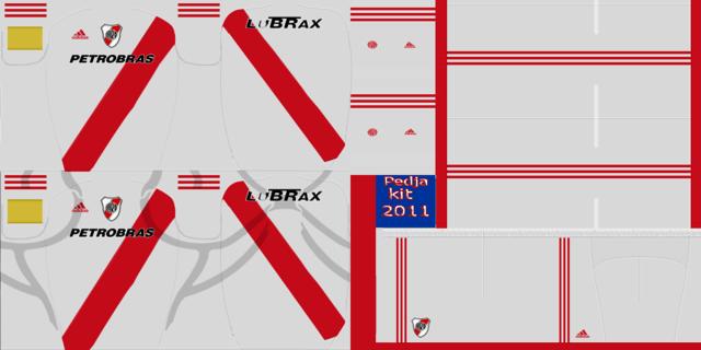 river plate 2011 kit. Re: Pes 2011 Kits By Pedja