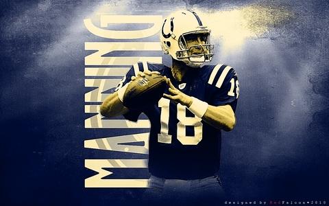 peyton manning wallpaper. Colts#39; Peyton Manning