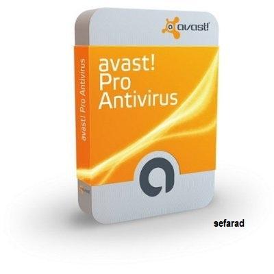 Avast! Antivirus Pro 6.0.1091 Final
