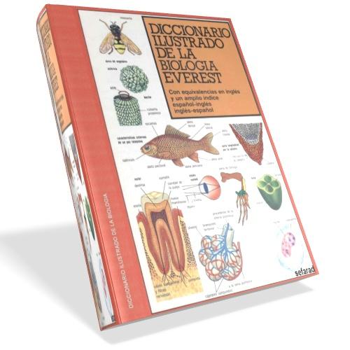 Diccionario Ilustrado de la Biología Everest