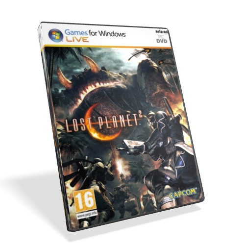 Lost Planet 2 [DVD5][Español][Update 1.1]