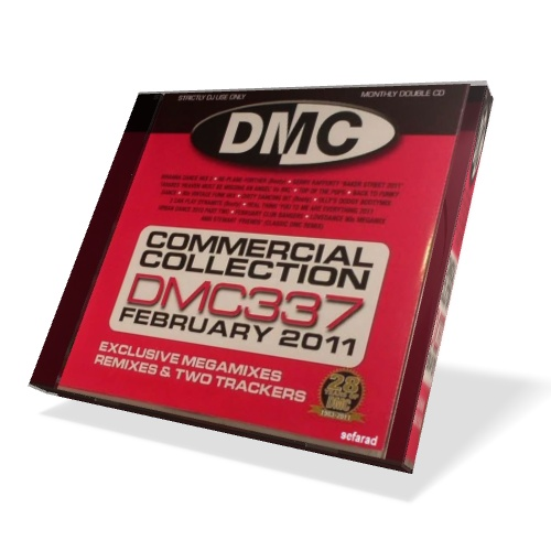 DMC Commercial Collection 337 [2 CD's] (2011) CD 1 01. RIHANNA DANCE MIX 2