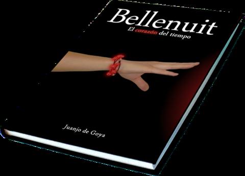 Juanjo de Goya - Bellenuit El corazón del tiempo