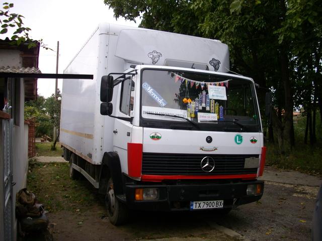 Mercedes 817 Euro2 5387336