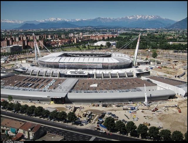 Torino Juventus Stadium Posti Page 637