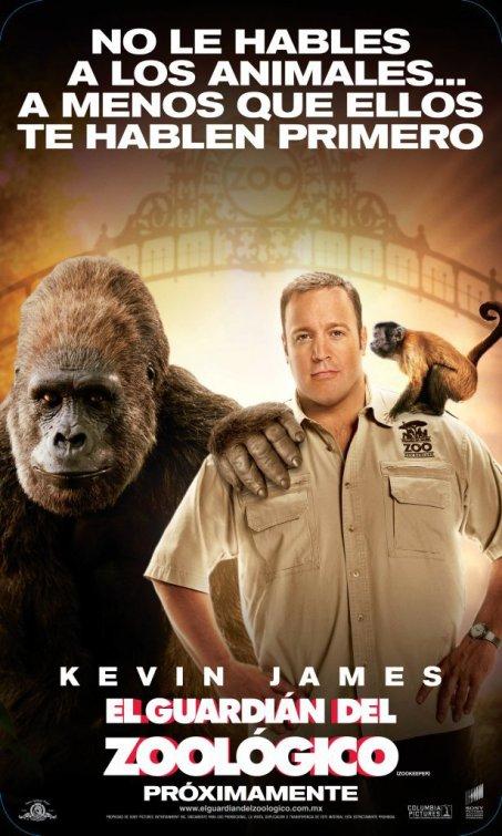 El Guardián del Zoológico (Zookeeper) [R5] [Español Latino] [2011]