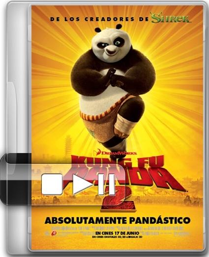 Kung Fu Panda 2 [BRScreener] [Castellano HQ] [2011]