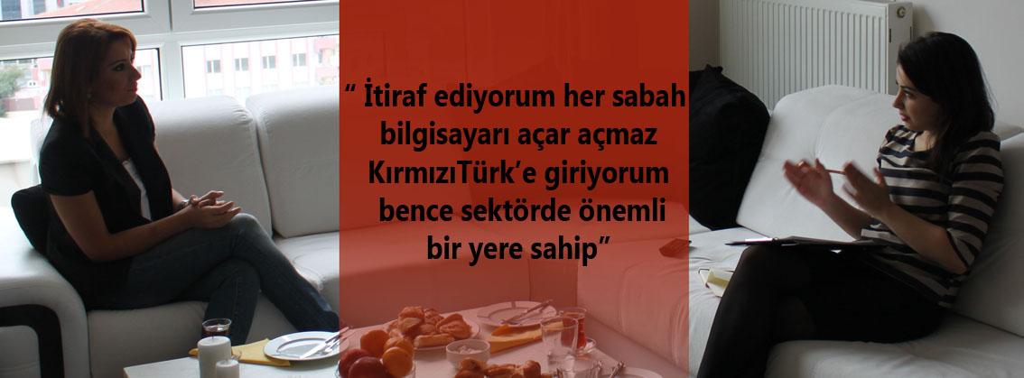 Zamana Yetebilmek İsterdim! Arin Gürsoy KırmızıTürk Özel Röportajı! Foto Galeri