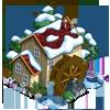 7142201 Unreleased Buildable Winter Water Wheel (2011)!