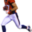 Eric Decker - 1153x1867pixels - NFL Players render cuts!
