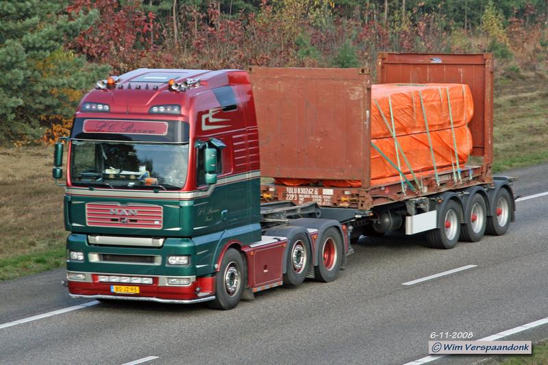 Transportfotos.nl • Toon onderwerp - JP Transport Service - Maurik