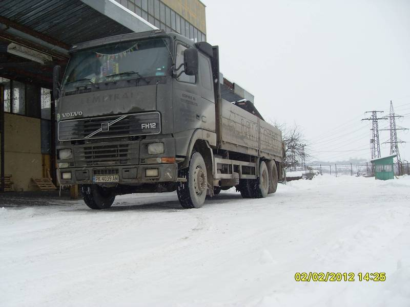 Mercedes Actros Vs Volvo FH 12 15