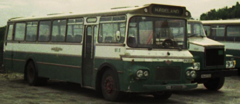buss mandal kristiansand