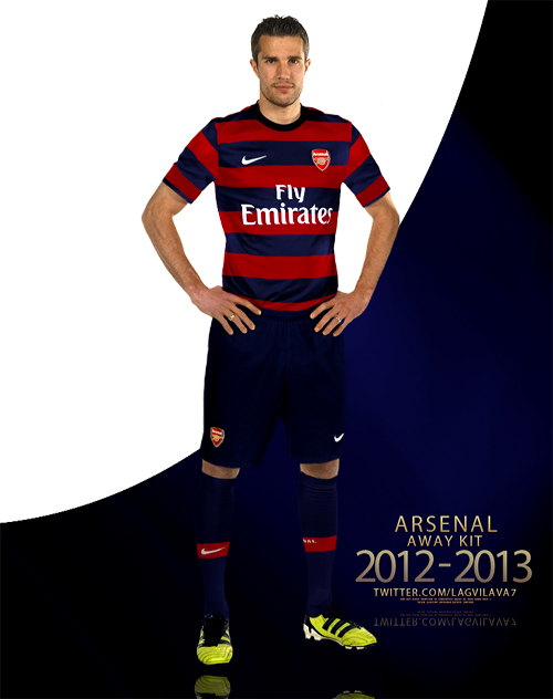 69ea9c94aa7 Our away kit next season looks more nice then our home kit.