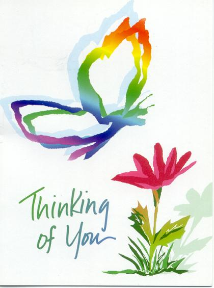 ik heb helaas kanker deel 2  up date 29 12 12 thinking of you clip art card thinking of you clipart gif