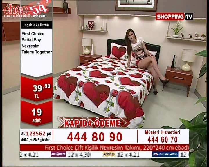 Zeynep Solman Shopping Tv 26 06 2012