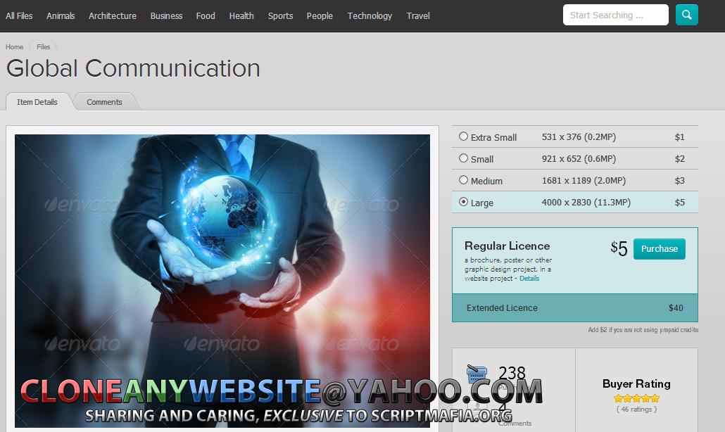 Photodune - Global Communication LARGE HD