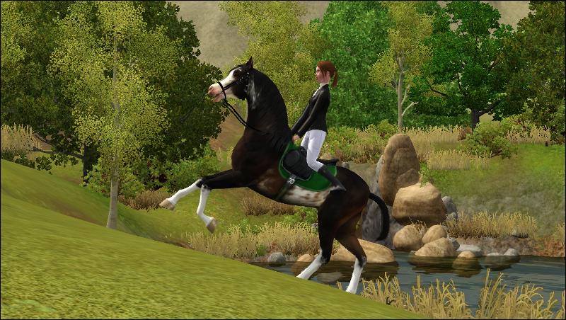 Rhc Scrapbook Unedited Images Old Equus Sims Forum